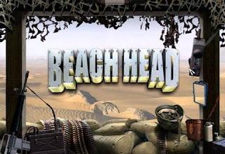 لعبة Beach Head حرب قائد الشاطئ