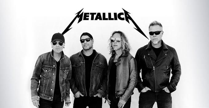 Metallica vuelve a Chile el 2019