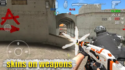Download Special Forces Group 2 Mod (Unlimited Money)Online Gilaandroid.com