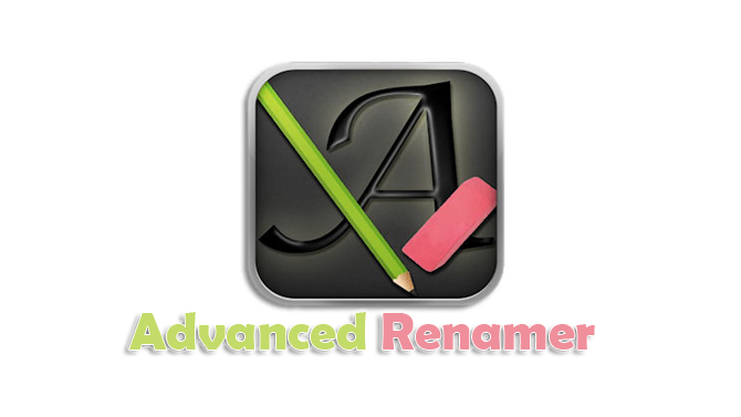Advanced Renamer 3.83 Full Crack