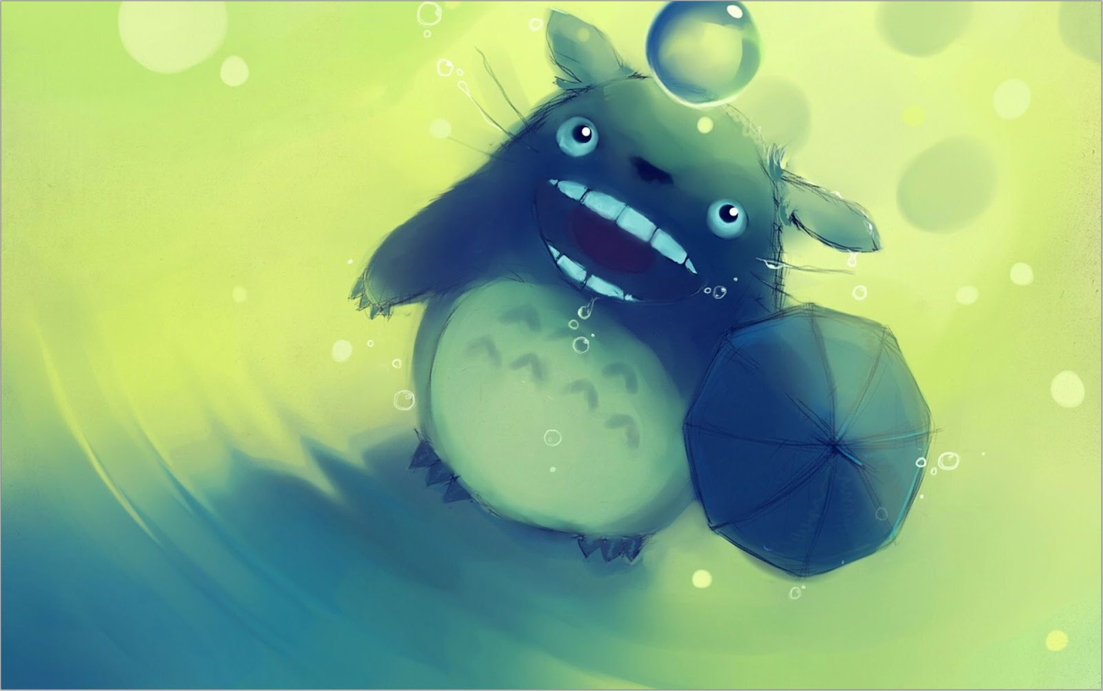 Totoro Wallpapers HD Beautiful Background