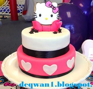 kue ulang tahun untuk cewek