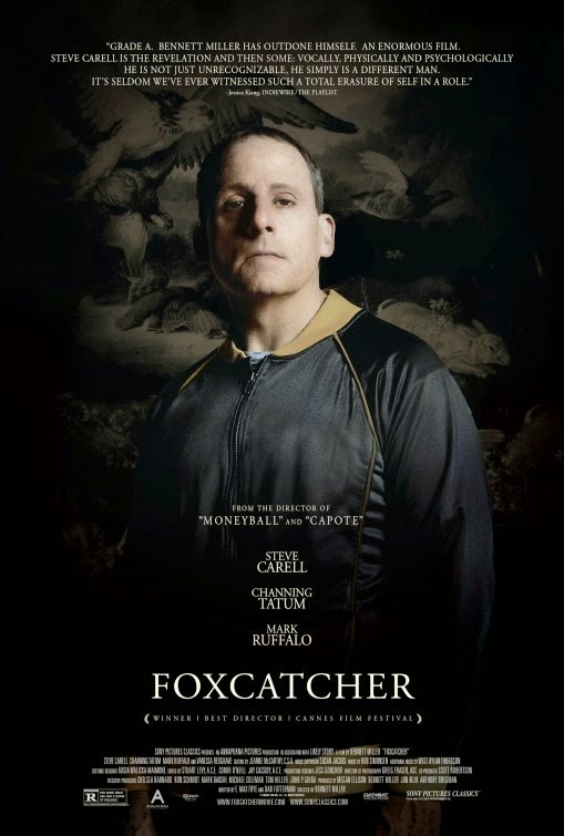 Foxcatcher ปล้ำแค่ตาย  [HD]