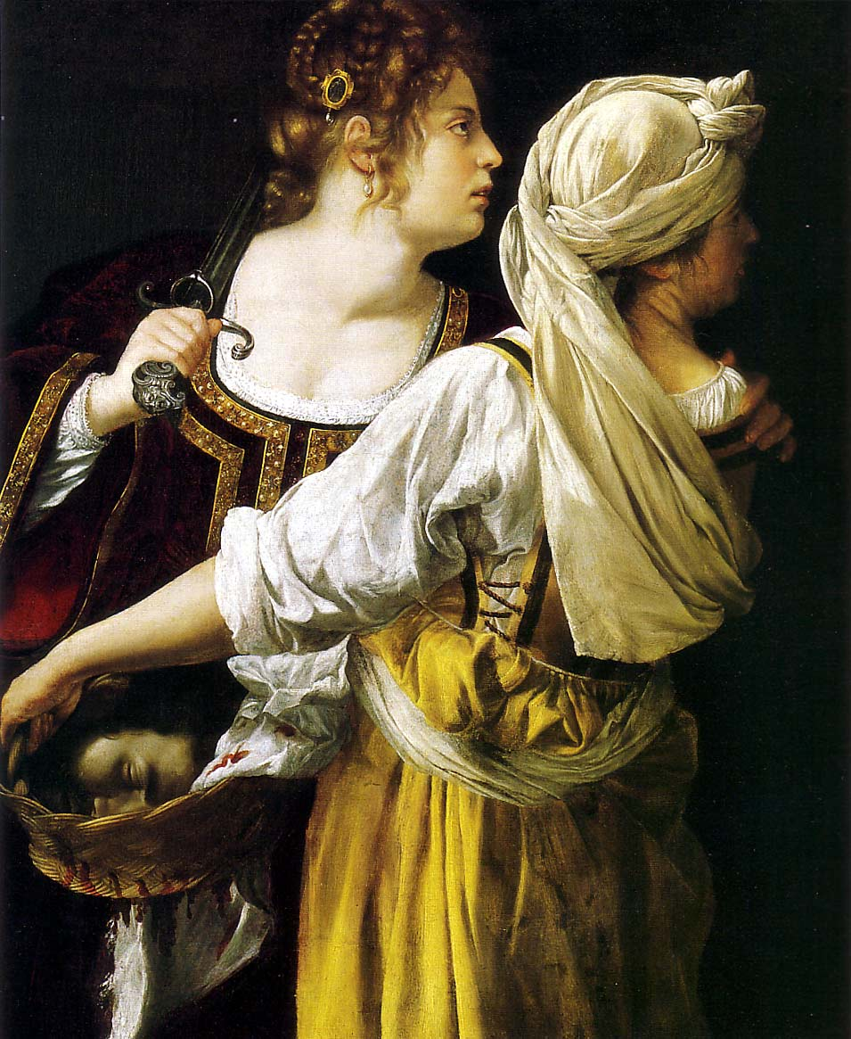Where is Ariadne?: Artemisia Gentileschi