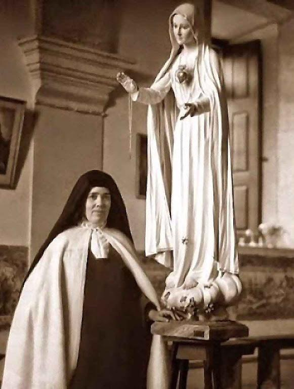 A Irmã Lúcia no Carmelo de Coimbra