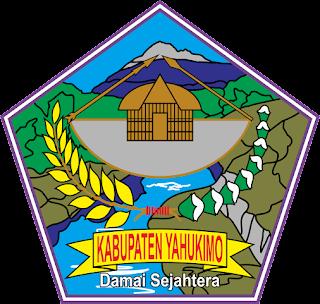 DOWNLOAD LOGO KABUPATEN YAHUKIMO VECTOR CDR