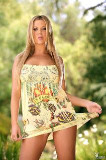 Girls of Playboy - Christine Vinson - Amateurs - Busty Babes - 01 - February 2010