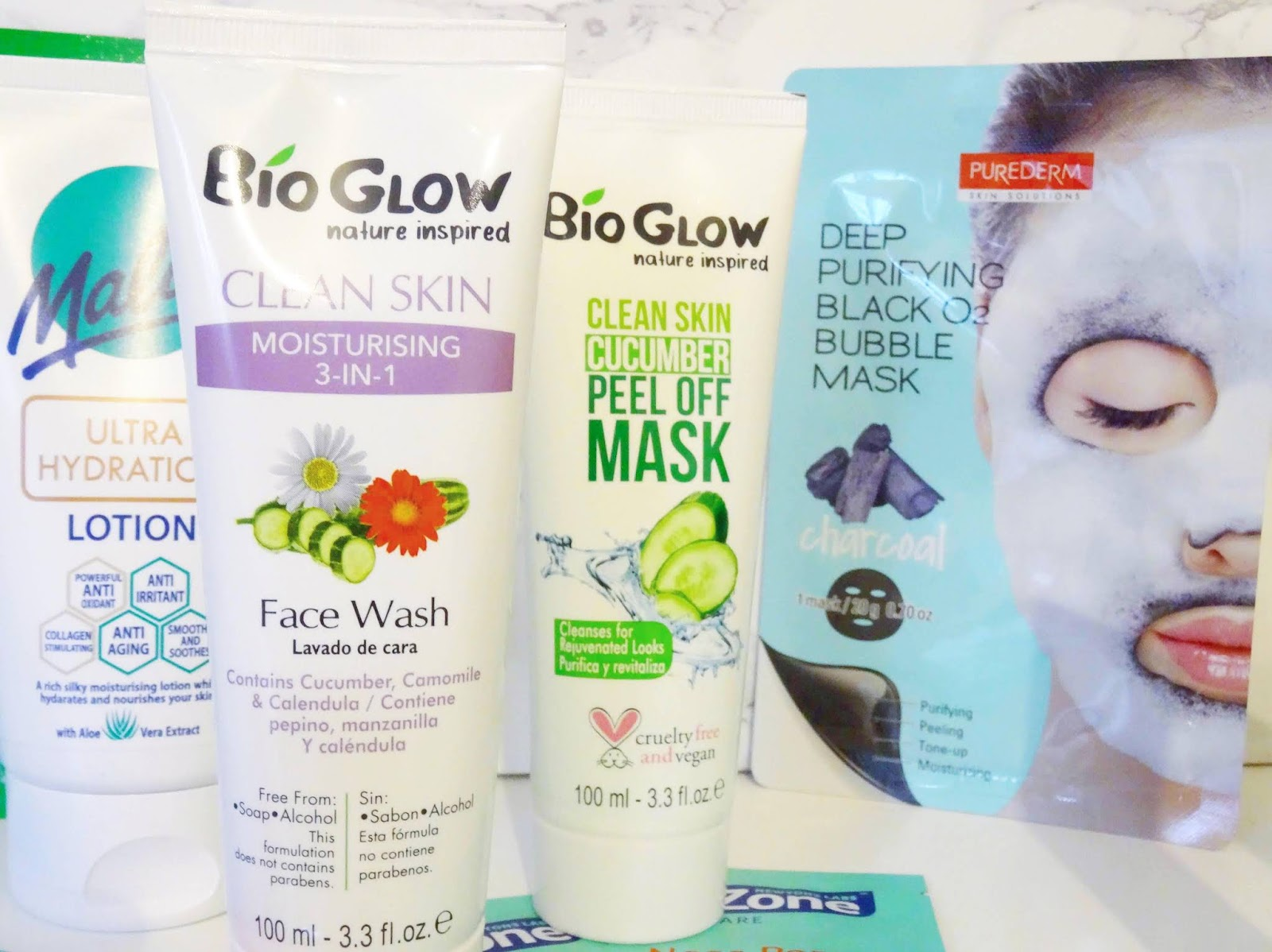 Bio Glow Skincare Products