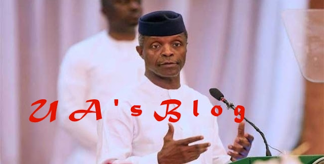 Osinbajo to visit Onitsha for MSME Business Clinic