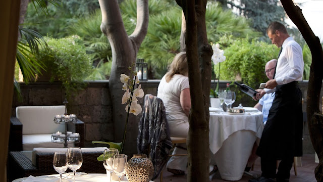 Restaurante Terrazza Marziale em Sorrento