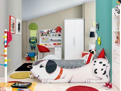 Cool and Stylish children's themed rooms 9