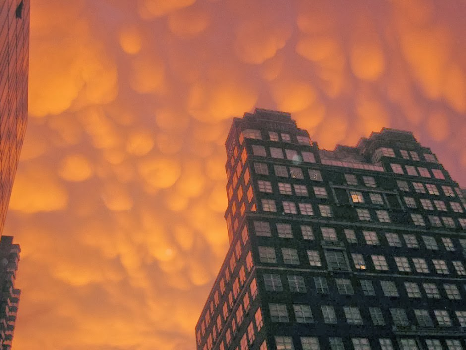 Mammatus, Manhattan, New York City