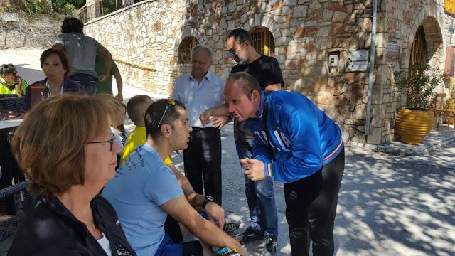 Στην Καρυά ο Γιάννης Ανδριανός για το 2o Artemisio Trail Run