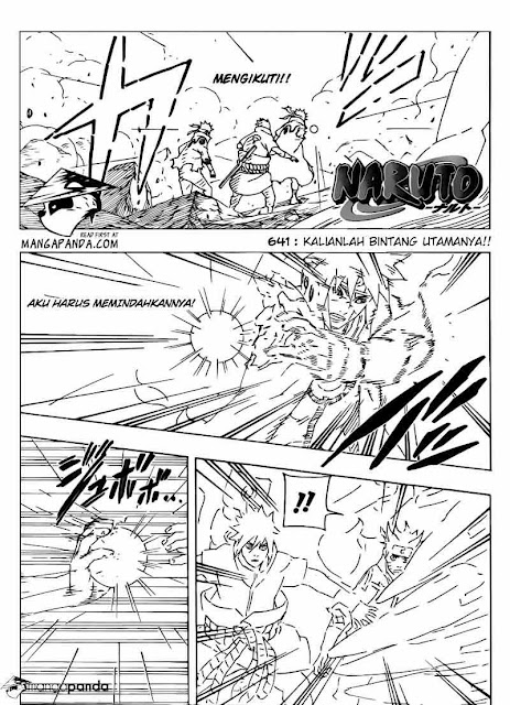"Download Komik Naruto Chapter 641 ""Kalianlah Bintang Utamanya"" Bahasa Indonesia"