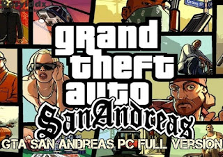 Grand Theft Auto : San Andreas Full