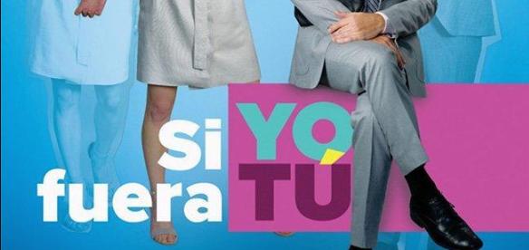Si yo fuera tú HD 720p poster box cover