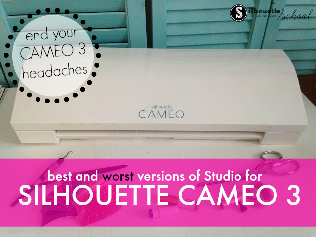 silhouette cameo 3 help, silhouette studio, silhouette cameo 3 troubleshooting