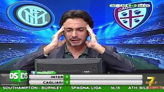 Inter-Cagliari 1-2 Filippo Tramontana