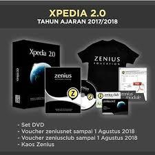Jual Zenius Xpedia Bekas
