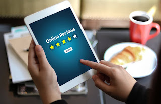 paid reviews for Google, Facebook and Tripadvisor