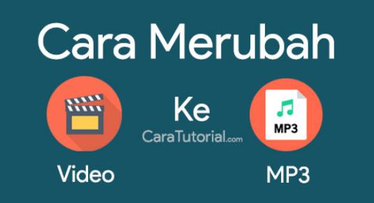 Cara Cepat dan Mudah Mengubah Video ke mp3
