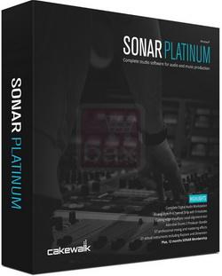 Cakewalk SONAR Platinum 23.3.0.51 creación de una composición