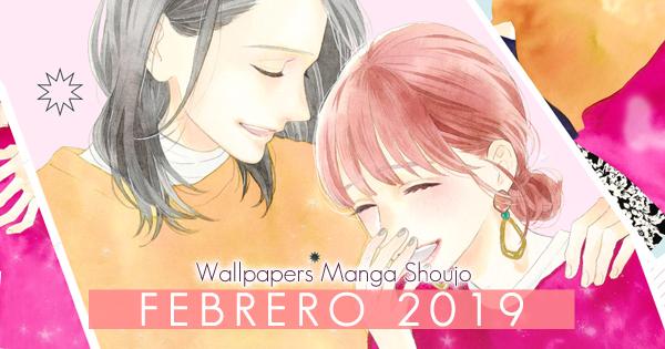 Wallpapers Manga Shoujo: Febrero 2019
