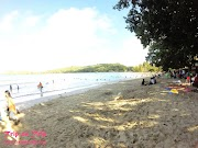 "Cagwait White Sand Beach - The ""SPACEBAR"" of the Philippines"