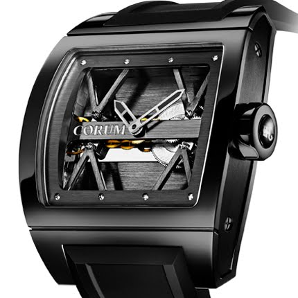 Stock Relojes Corum Golden Ti Bridge