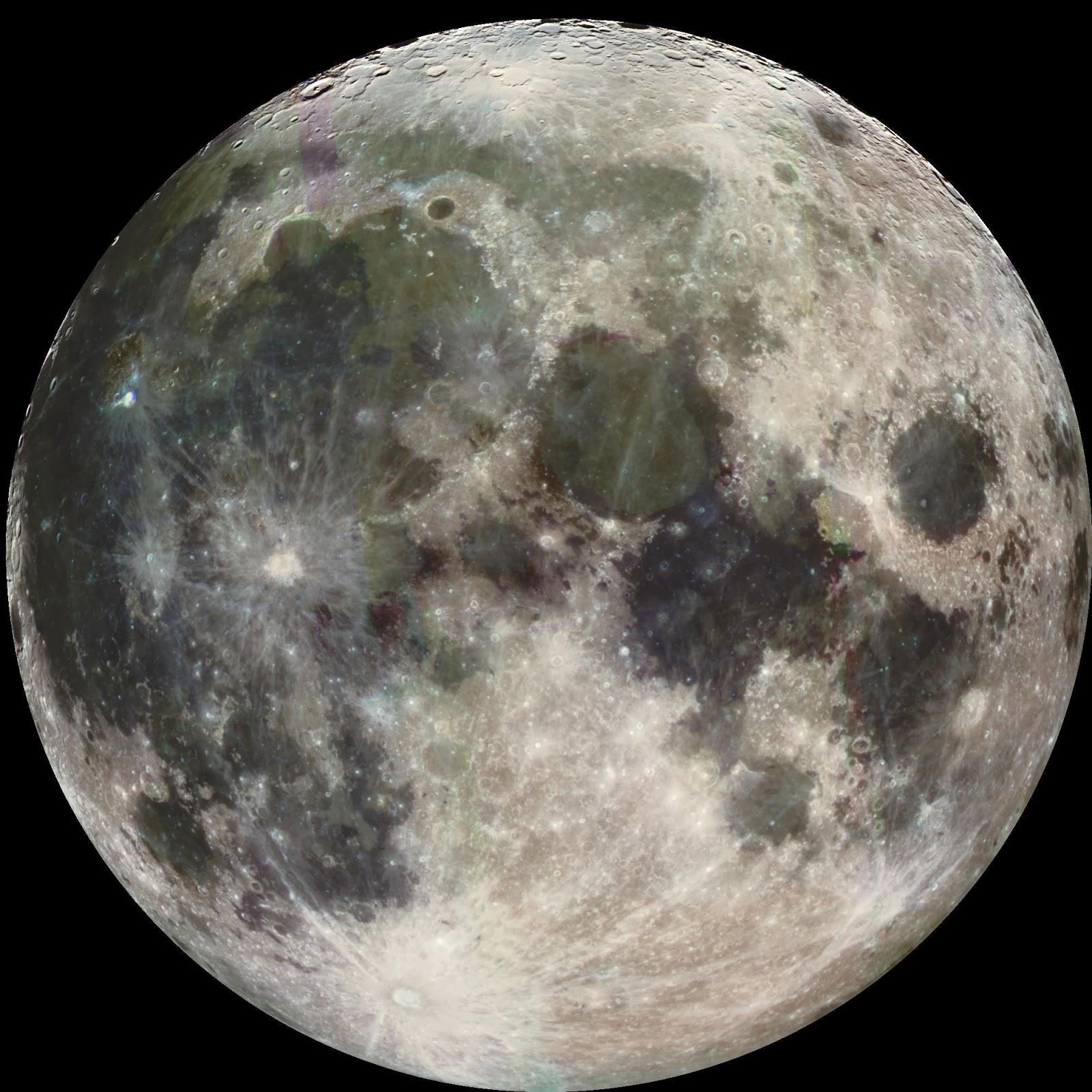 La luna gira intorno alla Terra: il primo video dallo spazio