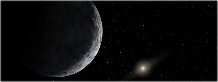 novo objeto no Sistema Solar - V774104
