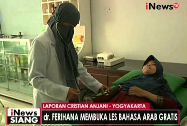 dr Ferihana: Taubat dari Doktrin Salafi dan Tak Mau Lagi Membenci Ustadz Abdul Somad