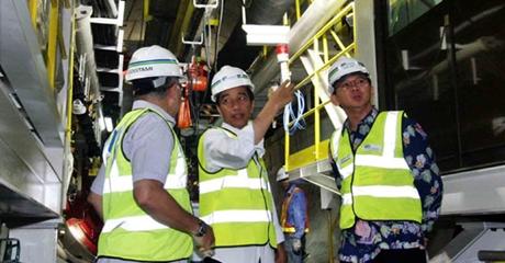 Wow! Presiden Jokowi Siapkan Rp 19 T untuk Subsidi Tiket LRT Jabodebek