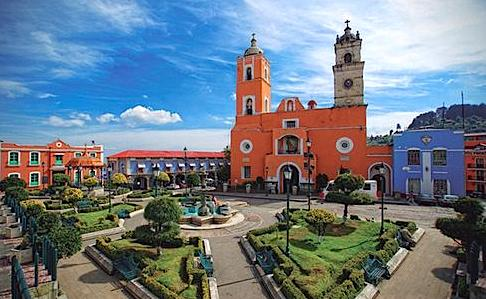 Conoce  Real del Monte, Hidalgo