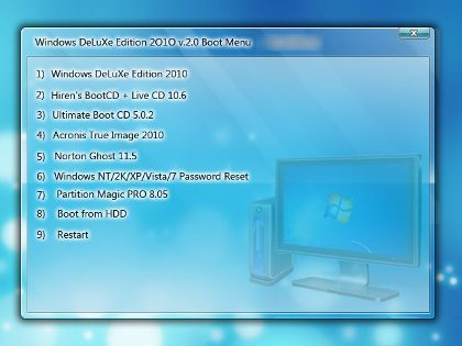 Windows Xp Deluxe Blue Edition 2010 V2 0 With Sata Driver