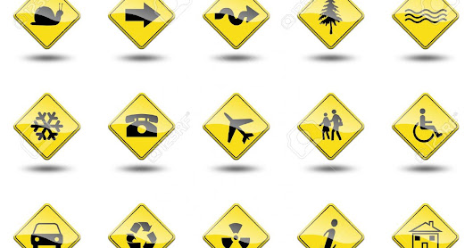 Guidelines Road Signs