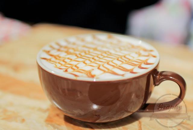 Menu Minuman Owlery Cafe - Caramel Machiato