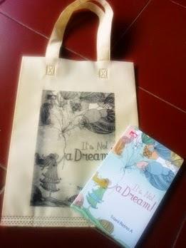 Novel It's Not A Dream