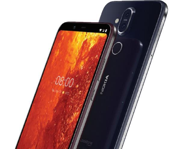 Nokia 8.1 İnceleme ve Özellikleri