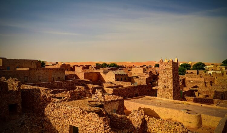 Chinguetti, A Saharan Village Houses Thousands Of Ancient Texts Preserved In Desert Libraries