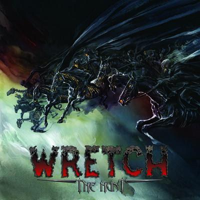 """Το τραγούδι των Wretch """"Throne Of Poseidon"""" από το album """"The Hunt"""""""