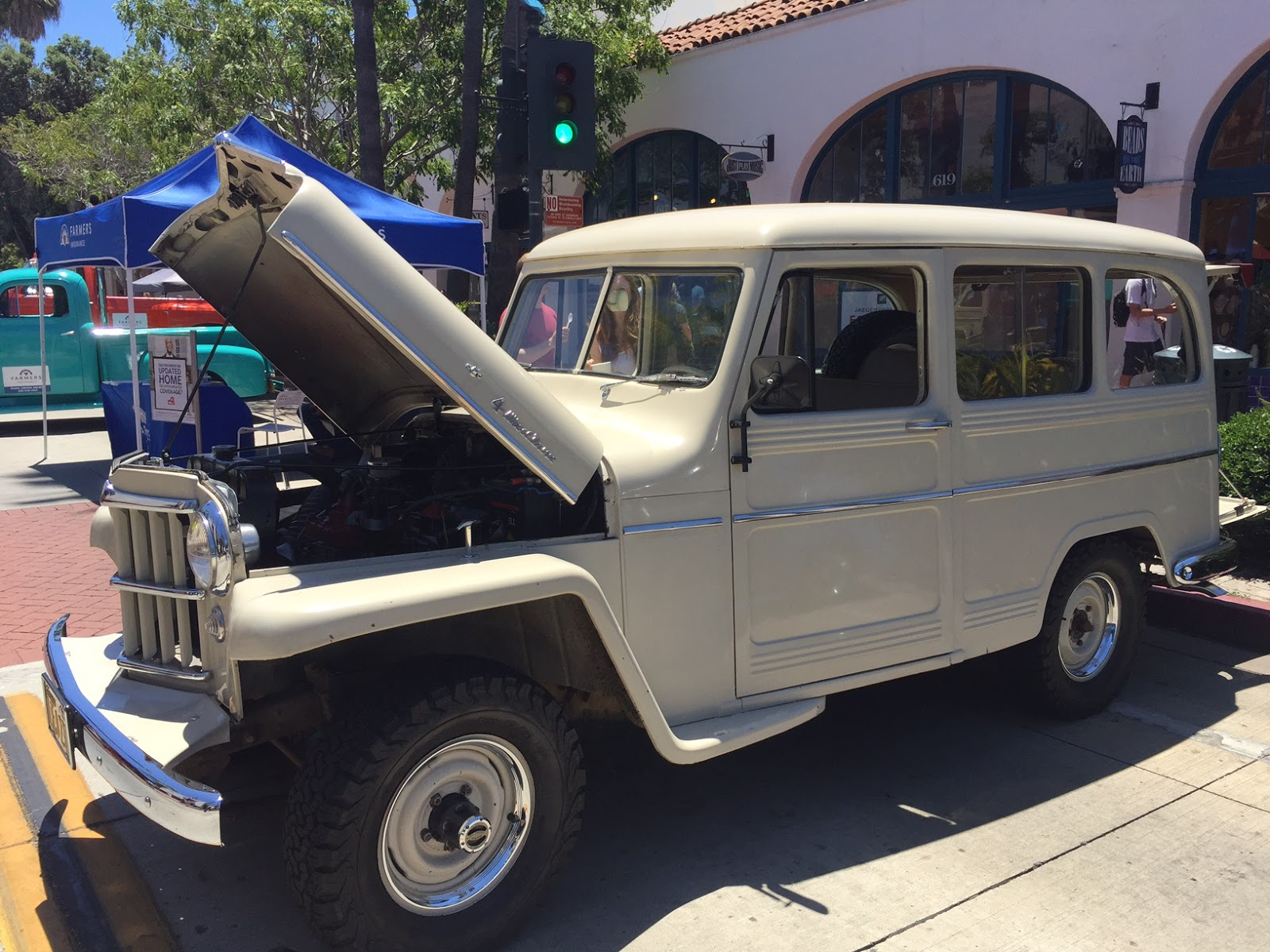 Autoliterate 1955 59 Willys Jeep Overland Utility Wagon 1941 Station