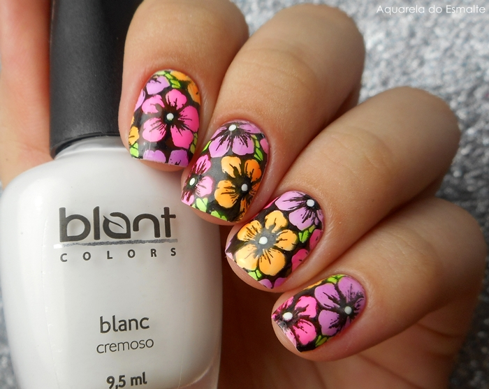 Blant Colors - Top Tints + Placa Suggar Bubbles