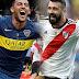 Libertadores - Em jogo eletrizante, Boca e River empatam em 2 a 2