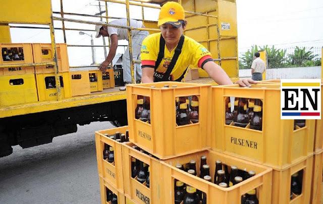 cerveceria nacional ventas