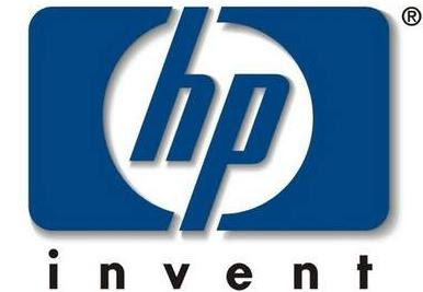 HP Laptop Logo
