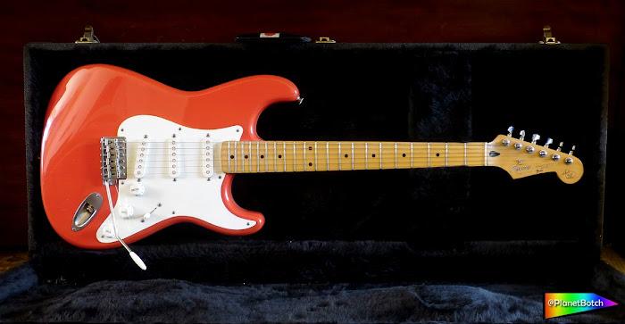 Squier Hank Marvin Stratocaster