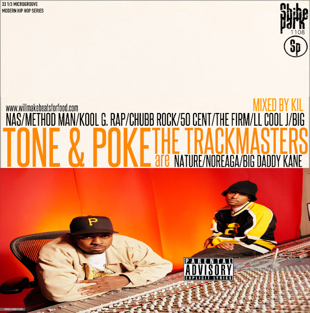 Tone & Poke Are The Trackmasters Mixtape