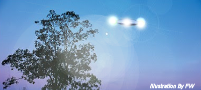 Second UFO Witness Comes Forward