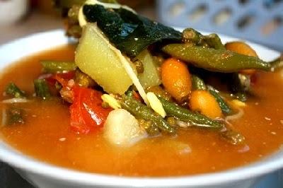 Resep Sayur Asam Masakan Praktis